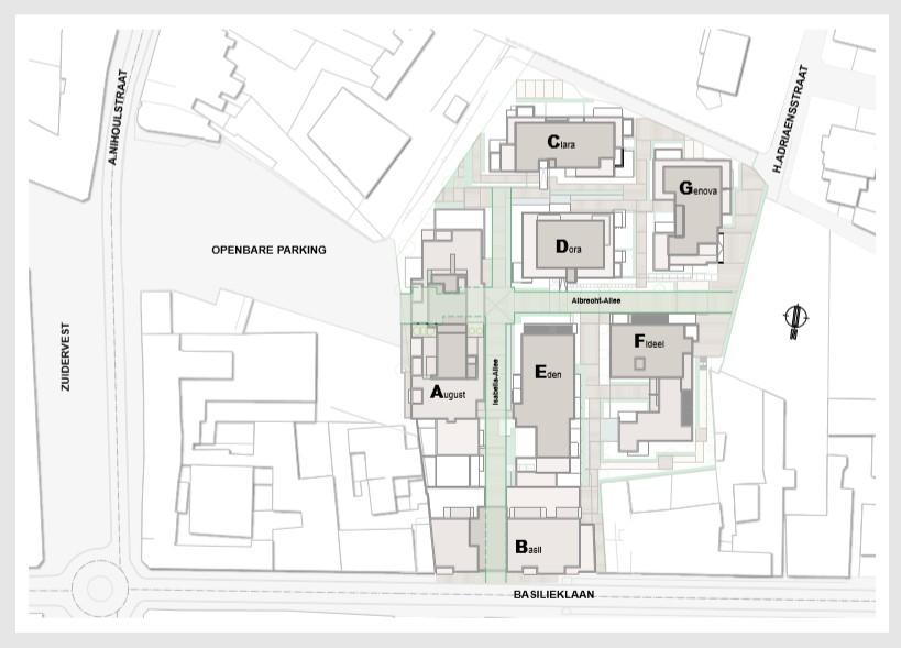 Plan Ten Heuvel