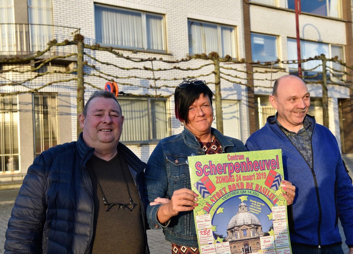 Carnavalstoet van Scherpenheuvel wordt opnieuw een topper en dat heeft veel met de afwijkende organisatiestructuur te maken